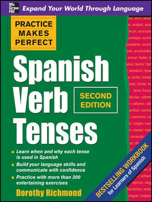 cover image of Spanish Verb Tenses