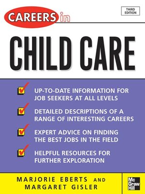 cover image of Careers in Child Care
