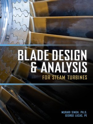 Blade design and analysis for steam turbines by murari p singh blade design and analysis for steam turbines fandeluxe Image collections