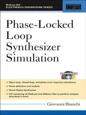 cover image of Phase-Looped Loop Synthesizer Simulation