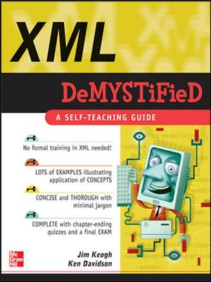 cover image of XML Demystified