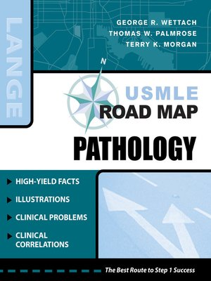 cover image of USMLE Road Map