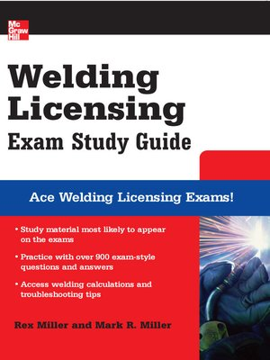 Rex miller overdrive rakuten overdrive ebooks audiobooks and cover image of welding licensing exam study guide fandeluxe Images