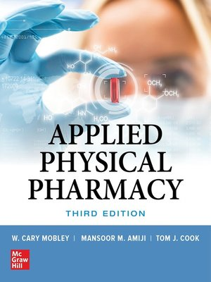cover image of Applied Physical Pharmacy
