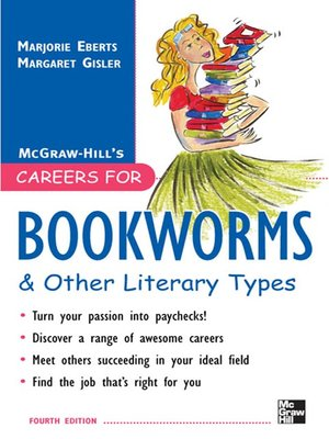 cover image of Careers for Bookworms & Other Literary Types