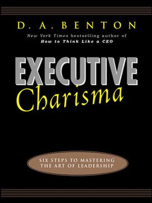 cover image of Executive Charisma