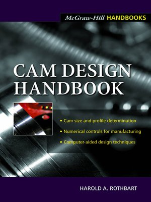 cover image of Cam Design Handbook