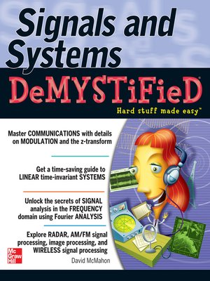 cover image of Signals & Systems Demystified