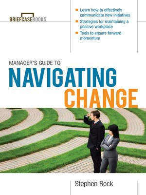cover image of Manager's Guide to Navigating Change