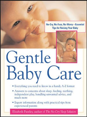 cover image of Gentle Baby Care