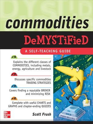 cover image of Commodities Demystified