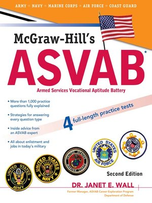 cover image of McGraw-Hill's ASVAB