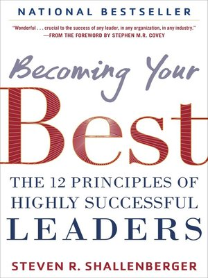 cover image of Becoming Your Best