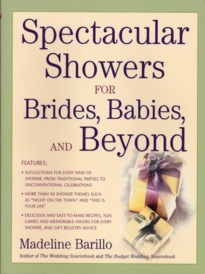 cover image of Spectacular Showers for Brides, Babies, and Beyond