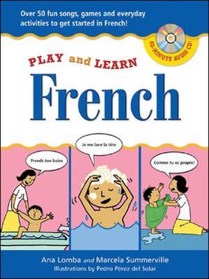 cover image of Play and Learn French