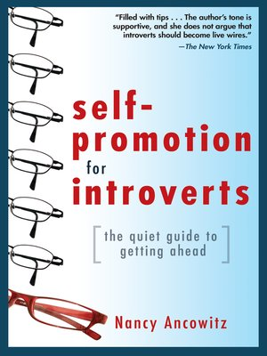 cover image of Self-Promotion for Introverts