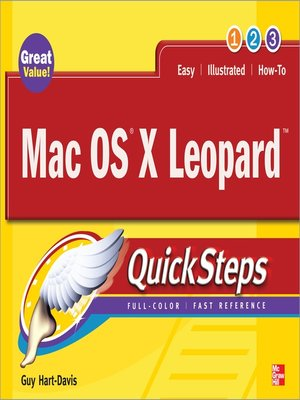cover image of Mac OS&#174; X Leopard<sup>TM</sup>
