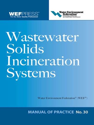 cover image of Wastewater Solids Incineration Systems