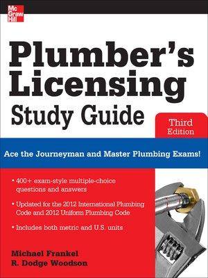 plumbing study guide pdf