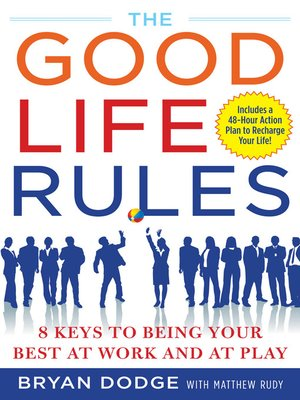cover image of The Good Life Rules