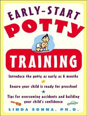 cover image of Early-Start Potty Training