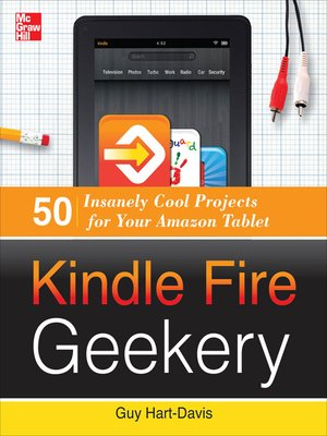 cover image of Kindle Fire Geekery