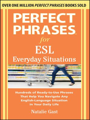 cover image of Perfect Phrases for ESL Everyday Situations