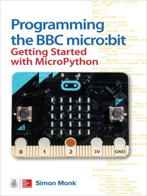cover image of Programming the BBC micro