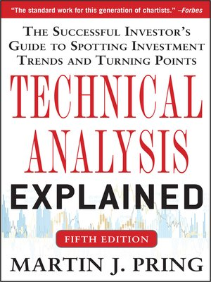 cover image of Technical Analysis Explained