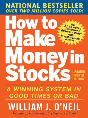 cover image of How to Make Money in Stocks