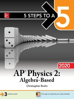 cover image of 5 Steps to a 5: AP Physics 2, Algebra-Based 2020