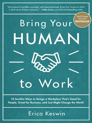 cover image of Bring Your Human to Work