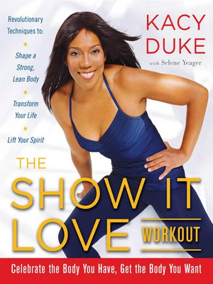 cover image of The Show It Love Workout