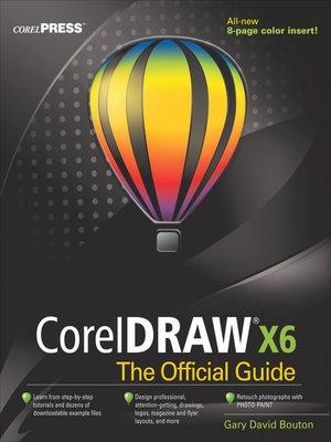 cover image of CorelDRAW X6