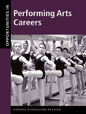 job opportunities in performing arts essay If you become an athletic trainer, your job prospects are good:  performing arts physician offices  learn more about a career as an athletic trainer.