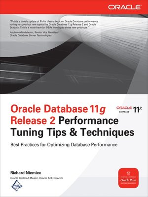 Oracle Pl/sql Performance Tuning Tips & Techniques Pdf