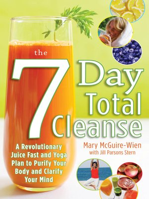 cover image of The Seven-Day Total Cleanse
