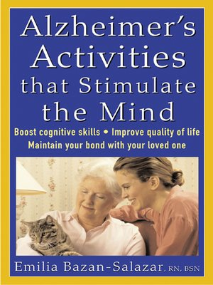 cover image of Alzheimer's Activities That Stimulate the Mind