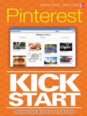 cover image of Pinterest Kickstart