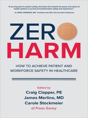 cover image of Zero Harm