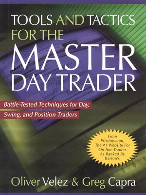 Tools And Tactics For The Master Daytrader By Oliver Velez
