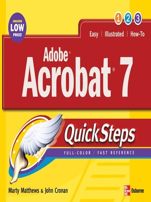 cover image of Adobe® Acrobat® 7