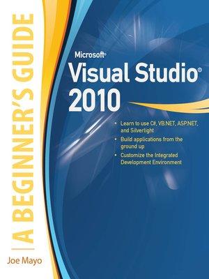 cover image of Microsoft® Visual Studio® 2010