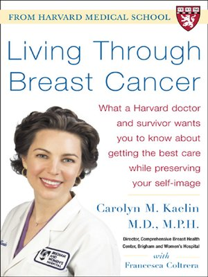 cover image of Living Through Breast Cancer