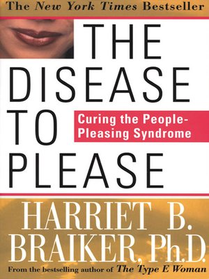cover image of The Disease to Please