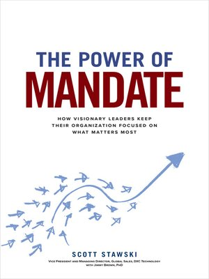 cover image of The Power of Mandate