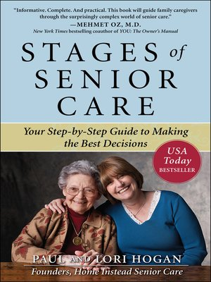 cover image of Stages of Senior Care