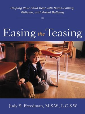 cover image of Easing the Teasing