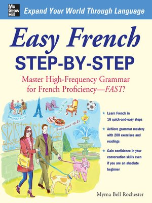 cover image of Easy French Step-by-Step