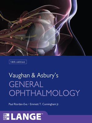 cover image of Vaughan & Asbury's General Ophthalmology